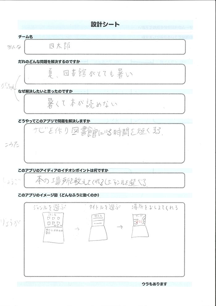 四太郎_設計シート